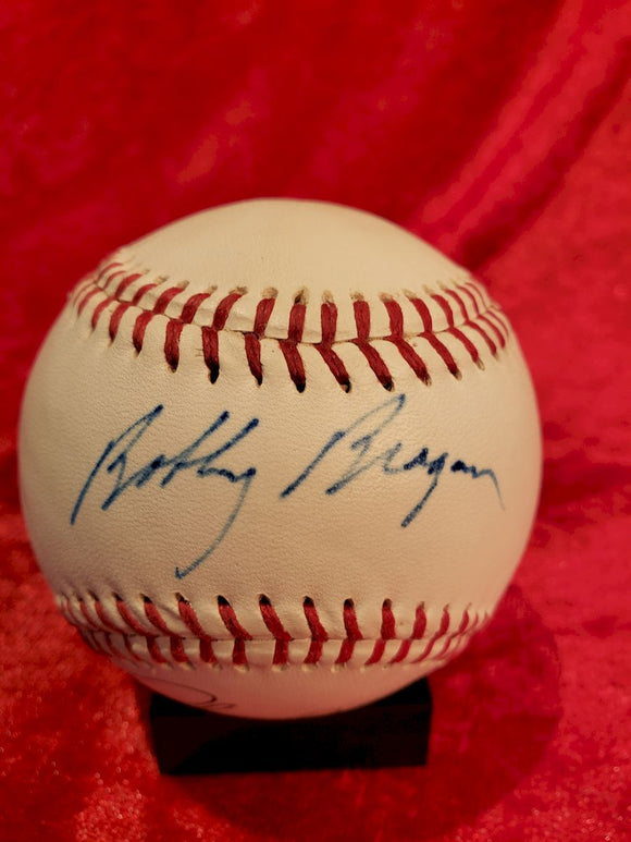 Bobby Bragan Guaranteed Authentic Autographed Baseball