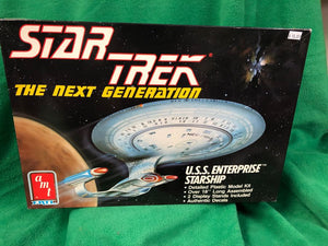 Star Trek: U.S.S. Enterprise model Spaceship