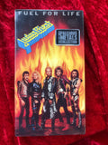 Judas Priest- Fuel for Life VHS Tape