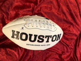 Andre Johnson Houston Texans Certified Authentic Autographed Football