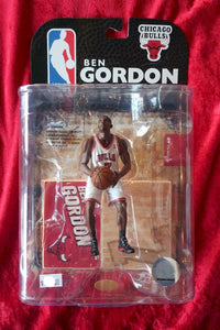 Ben Gordon McFarlane NBA Wave 1 Series 2009 Basketball Figure