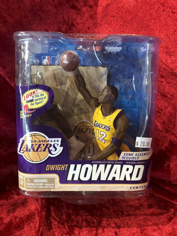 Juwan Howard McFarlane NBA Series 3 Basketball Figure