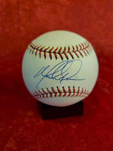 Mark Quinn Guaranteed Authentic Autographed Baseball