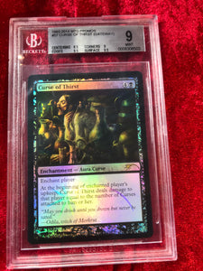 Curse of Thirst #57 1993-2014 MTG Promos MTG Card