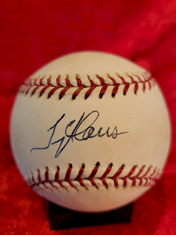 Troy Glaus Guaranteed Authentic Autographed Baseball