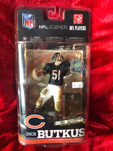 Dick Butkus McFarlane NFL Legends Series 6 Football Figure