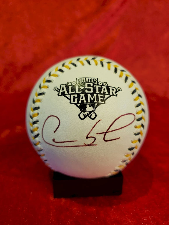 Carlos Lee Guaranteed Authentic Autographed Baseball