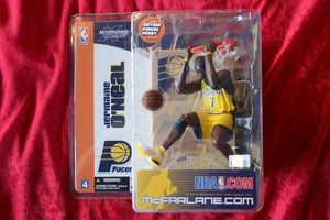 Germaine O'Neal McFarlane NBA Series 4 Basketball Figure