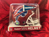 Andre Reed Bills Autographed Certified Authentic Football Mini Helmet