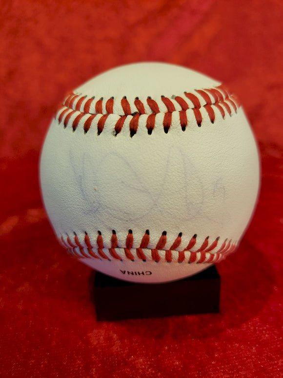 Joe Mauer Certified Authentic Autographed Baseball