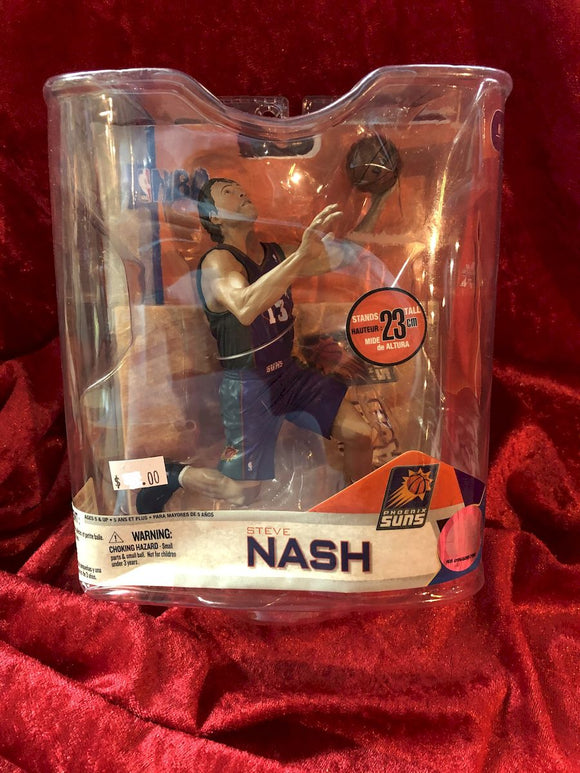 Steve Nash McFarlane NBA Series 2007 Basketball Figure