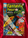 Fantastic Four #109 1971 Comic Book