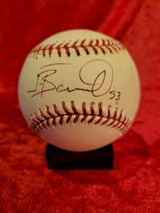 Joaquin Benoit Guaranteed Authentic Autographed Baseball