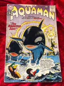 Aquaman #5 1962 Comic Book