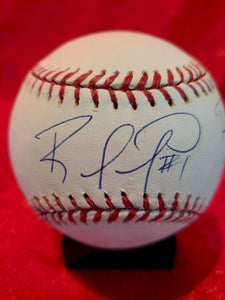 Rafael Furcal Guaranteed Authentic Autographed Baseball