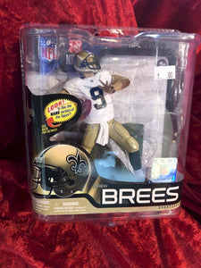 Drew Brees McFarlane NFL Series 31 Football Figure
