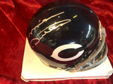 Mike Ditka Bears Certified Authentic Autographed Mini Helmet Shadowbox