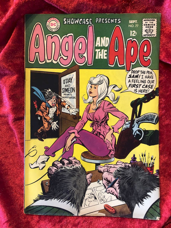 Showcase #77  (Angel and the Ape) 1968 Comic Book