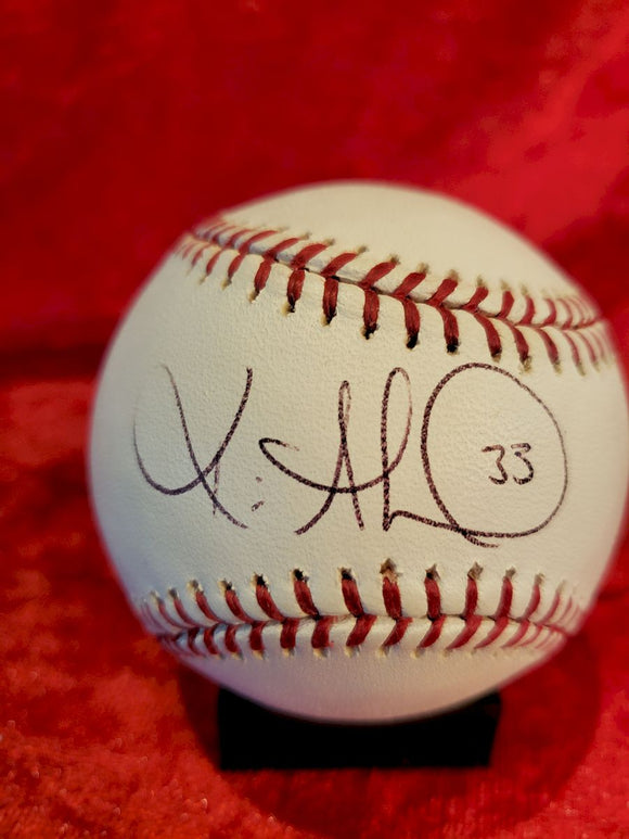 Kevin Gross Guaranteed Authentic Autographed Baseball