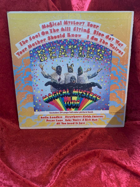Beatles Magical Mystery Tour 33 LP Album