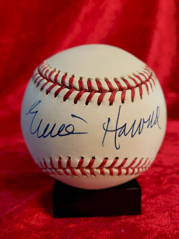 Ernie Harwell Guaranteed Authentic Autographed Baseball