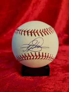 Todd Helton Certified Authentic Autographed Baseball