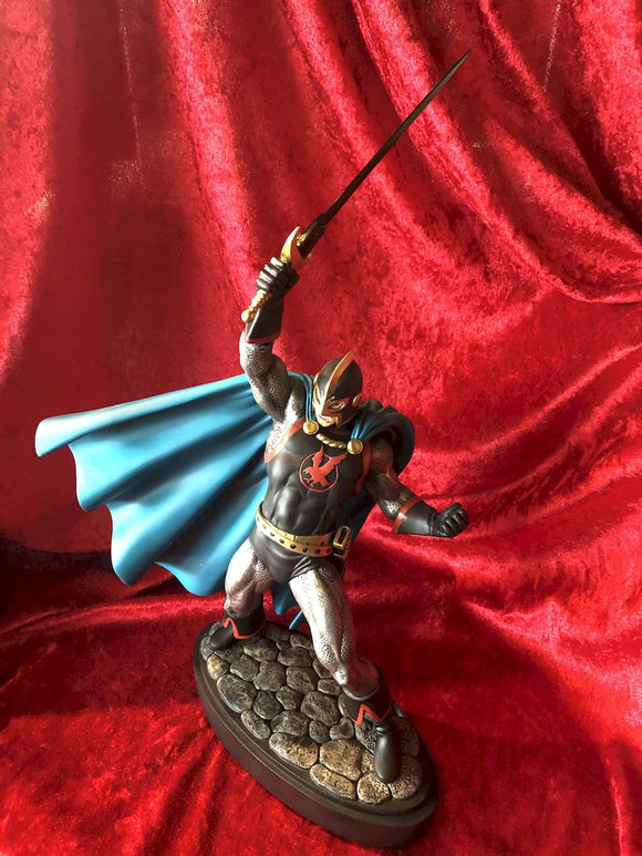 Black Knight Statue by Bowen Designs