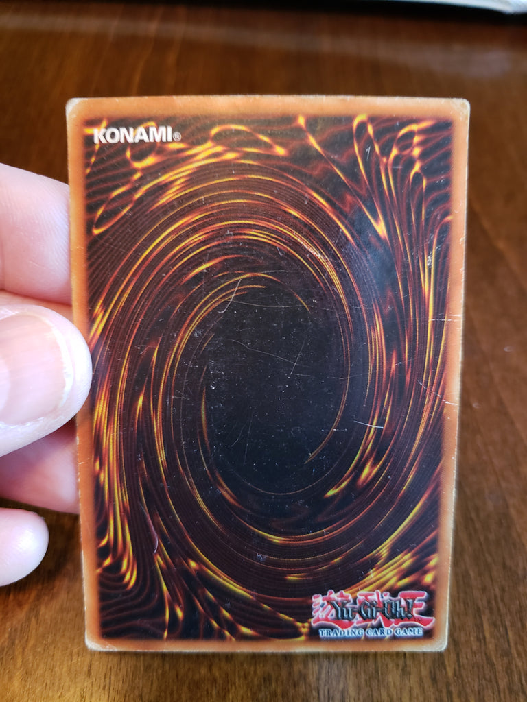 Salamandra DDS-006 Secret Rare Unlimited Yugioh Card