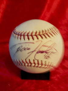 Torii Hunter Guaranteed Authentic Autographed Baseball