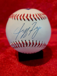 Jeff Frye Guaranteed Authentic Autographed Baseball