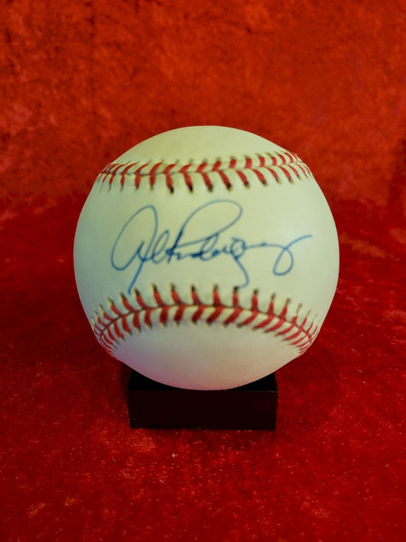 Alex Rodriguez Guaranteed Authentic Autographed Baseball