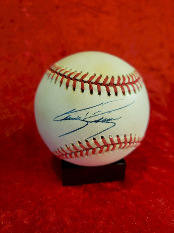 Kevin Reimer Guaranteed Authentic Autographed Baseball