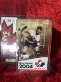 Joe Sakic McFarlane NHL Team Canada Series 2004 Hockey Figure