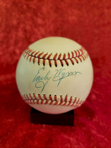 Early Wynn Guaranteed Authentic Autographed Baseball