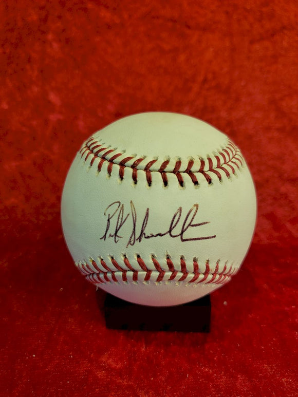 Buck Showelter Guaranteed Authentic Autographed Baseball