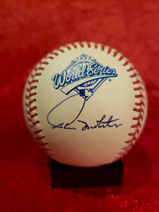 Paul Moliter Guaranteed Authentic Autographed Baseball