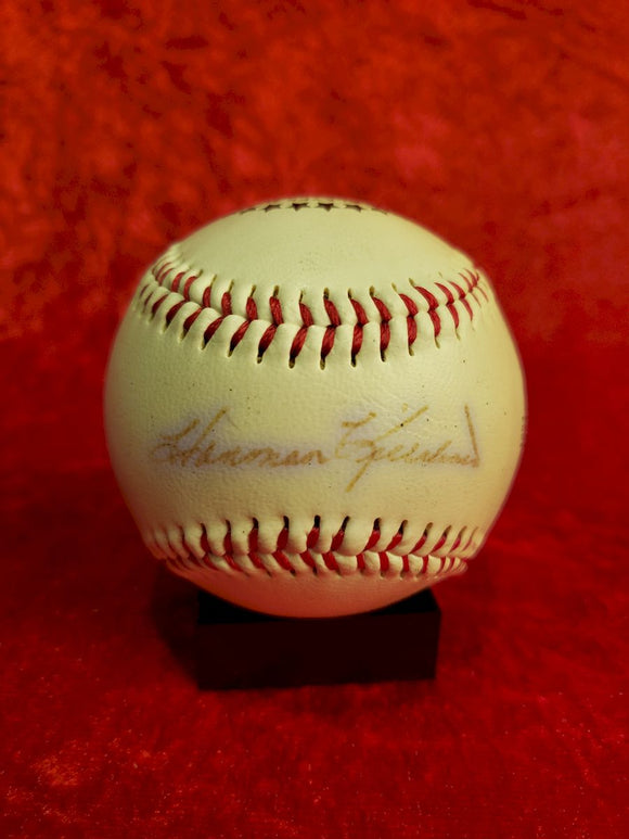 Harmon Killebrew Guaranteed Authentic Autographed Baseball