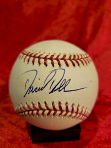 David Deluche Guaranteed Authentic Autographed Baseball