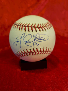 Gerald Laird Guaranteed Authentic Autographed Baseball