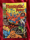 Fantastic Four #110 1971 Comic Book