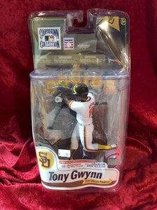 Tony Gwynn McFarlane MLB Cooperstown Collection Series 7 Baseball Figure