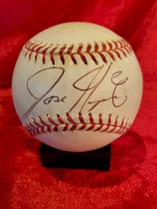 Jose Guzman Guaranteed Authentic Autographed Baseball