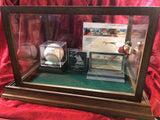 Carlton Fisk Red Sox Certified Authentic Autographed Baseball Shadowbox