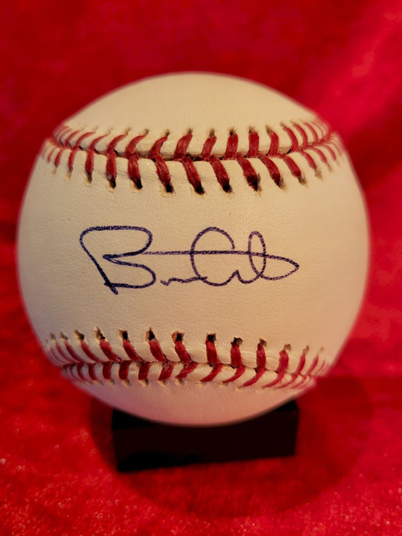 Brian Giles Guaranteed Authentic Autographed Baseball