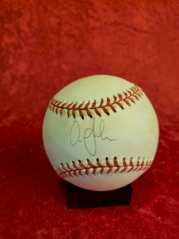 Aaron Seely Guaranteed Authentic Autographed Baseball
