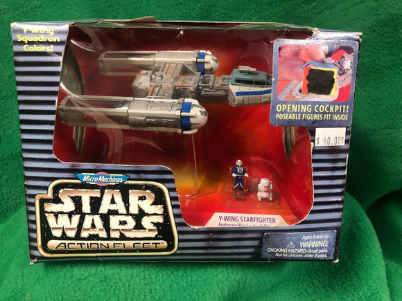 Star Wars Y-Wing Starfighter Spaceship