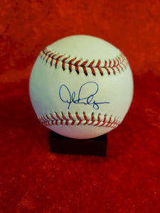 Alex Rodriguez Certified Authentic Autographed Baseball