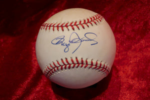 Roger Clemens Certified Authentic Autographed Baseball
