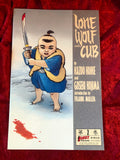 Lone Wolf and Cub #2- First Publishing- 1987- VF/ NM- Comic Book