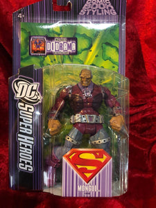 Mongul Action Figure